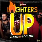 New Reggae Single & Video: Alaine & I-Octane – Lighters Up