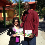 "Former Caribbean-American NBA Player Adonal Foyle Launches Children's Book ""Too Tall Foyle"" and Gears up for His Athletic and Academic Camps"