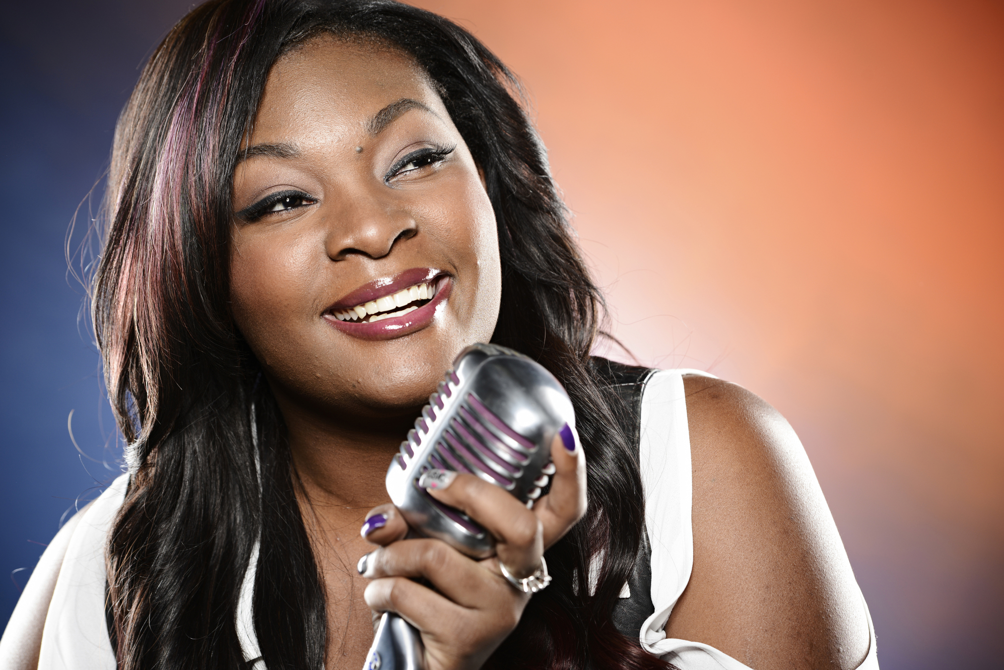 AMERICAN IDOL: Candice Glover. CR: Michael Becker