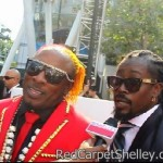 RCS EXCLUSIVE:  BET Awards Red Carpet Interview with Beenie Man and Elephant Man (VIDEO)
