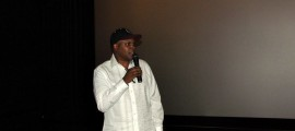 "Director Reggie ""Rock"" Bythewood"