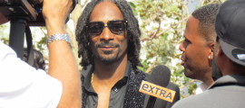 Snoop LIon at BET Awards 2013