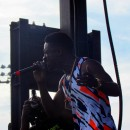 Christopher Martin at Grace Jamaican Jerk Festival
