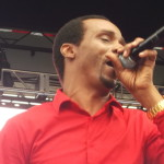 Sanchez Tun Up At Groovin' In The Park