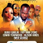 All-Star Soca Cast ready for Caribbean Fever Irie Jamboree Music Festival at Barclays