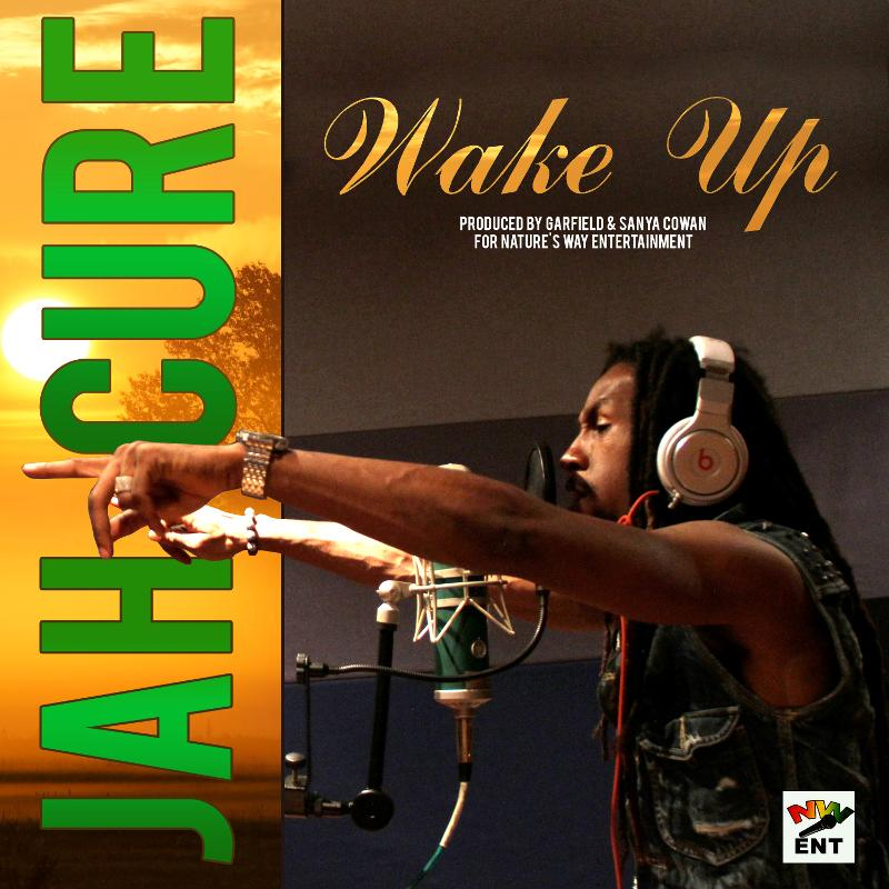Jah Cure teams with Nature's Way Ent. For Wake Up single