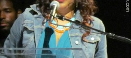 Pam Grier Accepts Legends Award