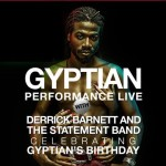 Reggae Review:  Gyptian's Birthday Celebration at SOBs New York City