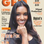 Award-winning Actress Rhona Fox to Appear on GEM Cover