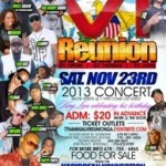 V I Reunion Sat. Nov. 23 – Atlanta