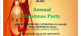 AJA Christmas Party
