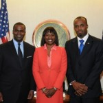 Bahamas Consul General Randy E. Rolle Pays Courtesy Call To Atlanta's Mayor Kasim Reed