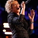 Tessanne Chin Performs Live on 'The Voice'