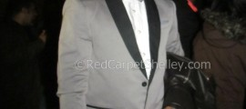The ever dapper Mr. Vegas backstage at the 7th Annual Okayplayer Holiday Jam