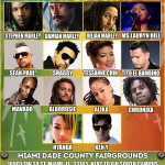 Nine Mile Music Festival Set for February 15 – Top Reggae Acts Set to Perform – DEETS INSIDE