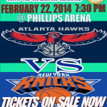 Caribbean Heritage Night with the Atlanta Hawks – Feb. 22, 2014