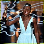 VIDEO:  Lupita Nyong'o Emotional Best Supporting Actress Acceptance Speech – Watch Now