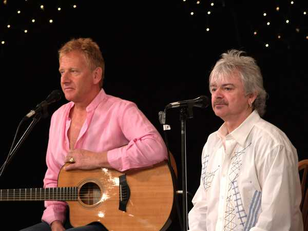 Pop duo Air Supply set to take stage at 'Groovin' in the Park'