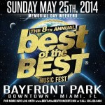 Best Of The Best Memorial Weekend Music Fest Shaping Up To Be The Greatest Caribbean Show On Earth