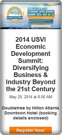 REGISTER FOR USVI ECONOMIC SUMMIT
