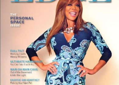 EDGE MAGAZINE WENDY WILLIAMS PERSONAL SPACE