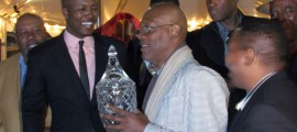 Samuel L. Jackson Takes Home Another Kenny Cup