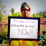 Rita Marley Joins the Call to #Bring Back Our Girls