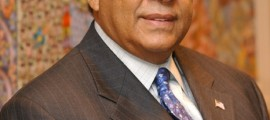 Andrew Young Celebrates His 82nd Birthday with Pass On The Blessings Awards