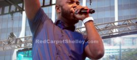 """Soca Viking"" Bunji Garlin performs at Best of the Best in Miami, Florida"