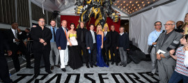 "New York Premiere of ""Transformers: Age of Extinction"""