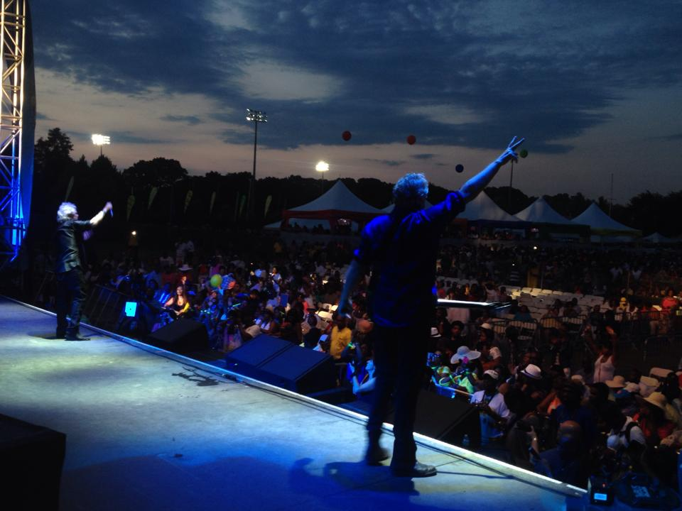 Air Supply Closes Out Groovin' in the Park