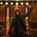 Chronixx Does Jamaica proud during his U.S. television debut