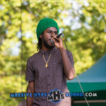 Chronixx Brings Concious Reggae To New York's Central Park