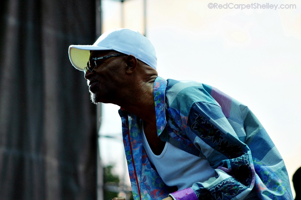 Beres Commands the Stage at Groovin' in the Park 2014