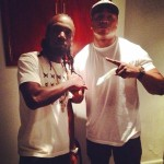 Dancehall Superstar Mavado Hits Studio  with Hip Hop Icon LL Cool J & Gears up for Philadelphia's Reggae in The Park Festival