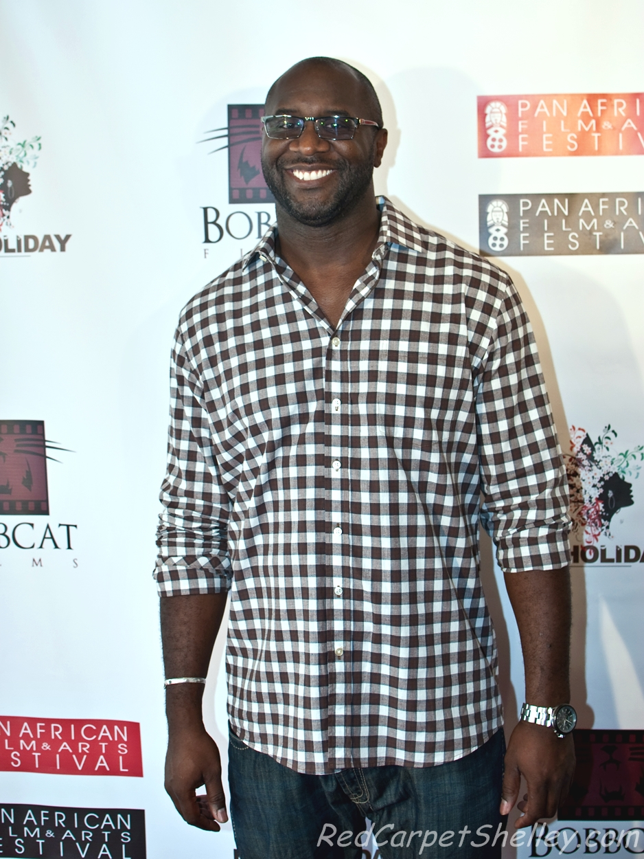 Director and executive producer Roger Bobb
