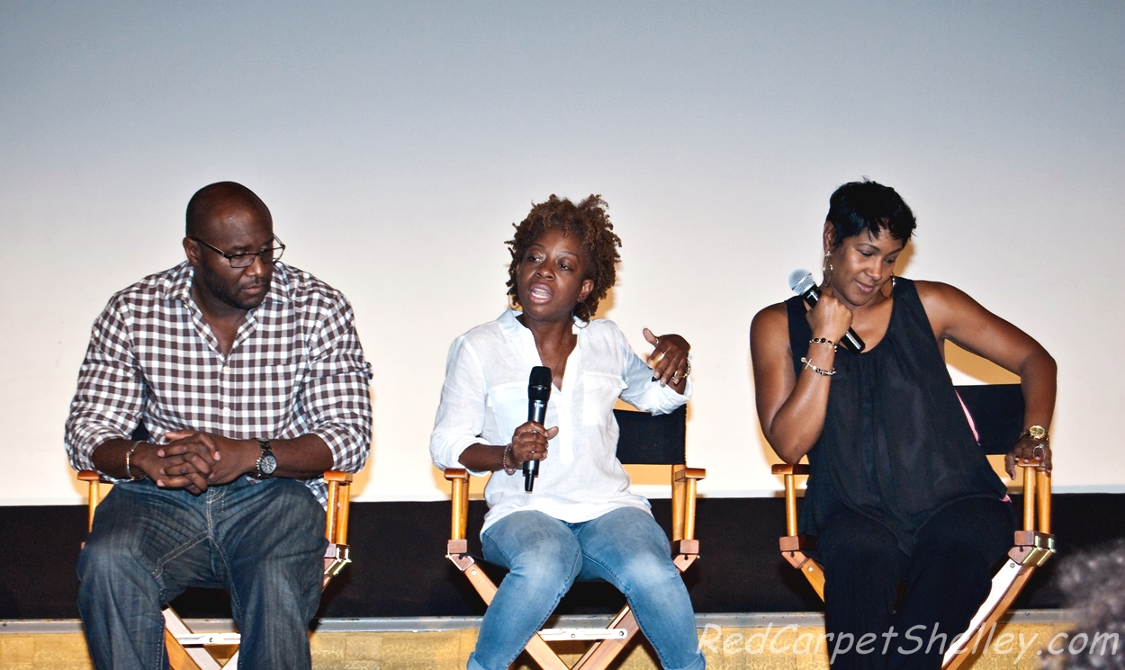 Panel discussion following 'Girlfriends' Getaway' Screening