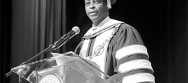 Trinidadian Wayne Frederick Named New Head of Howard University