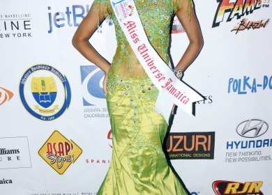 Miss Universe Jamaica 2014 Kaci Fennell Set to co-host IRAWMA Awards