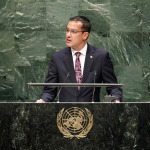 Caribbean Leaders in UN Assembly Warn of 'Real, Ruinous' Impacts of Climate Change