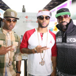 PICS: Jagged Edge Previews New Album at Microsoft Store in Atlanta