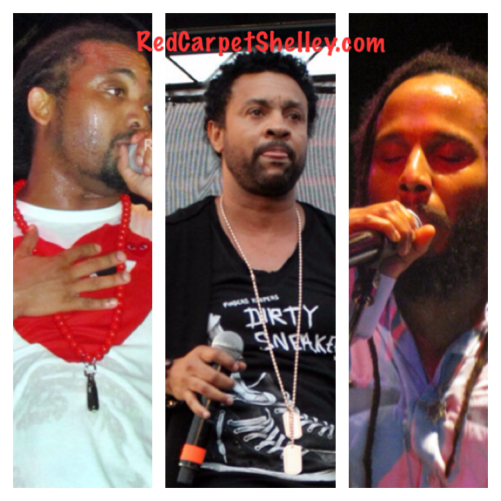 Machel Montano, Shaggy and Ziggy Marley Nominated for Soul Train Award