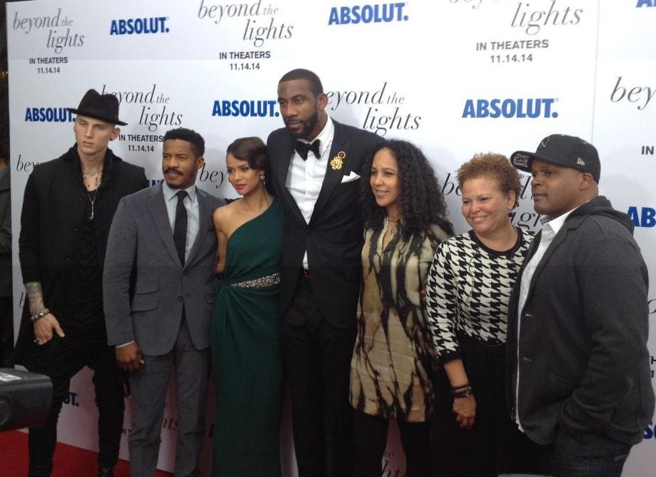 Beyond the Lights Premiere Group Shot