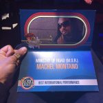 Machel Montano Wins Soul Train Award – PICS INSIDE!