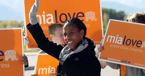 Haitian American Mia Love Wins in Utah
