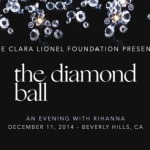 Rihanna Sets First Annual Diamond Ball To Benefit The Clara Lionel Foundation