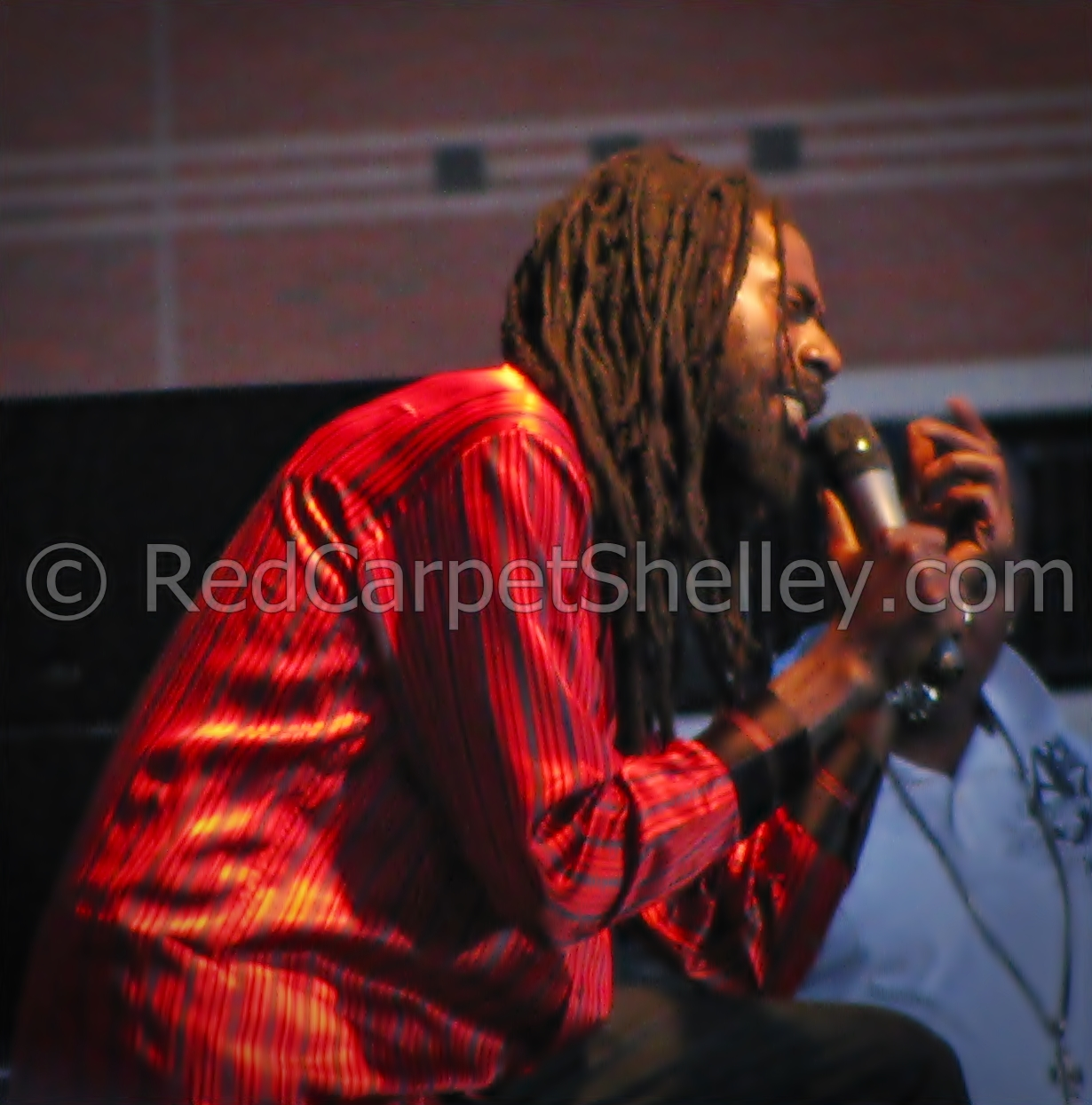 Buju Banton  PHOTO:  Redcarpetshelley.com