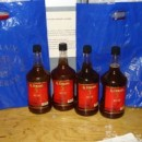 U.S. Customs agents at J.F.K. Airport, NY busted a U.S. citizen with Cocaine in Rum Bottles. (US CBP image)