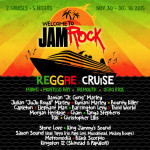 Second Annual 'Welcome To Jamrock Reggae Cruise' Gets Underway