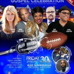 Grammy-Winning Legend Gladys Knight Headlines Super Bowl Gospel Celebration 2015